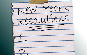 Στόχοι νέας χρονιάς (Resolutions)